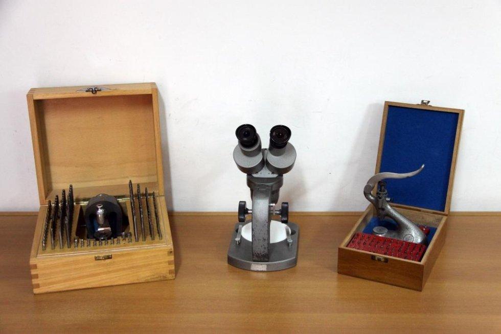 Manutenzione orologi di prestigio