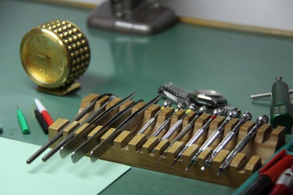 Kit riparazioni orologi