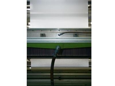 Production of gummed paper