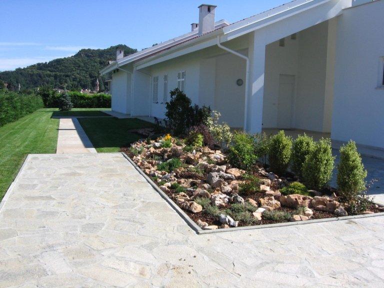 realizzazione di giardini privati