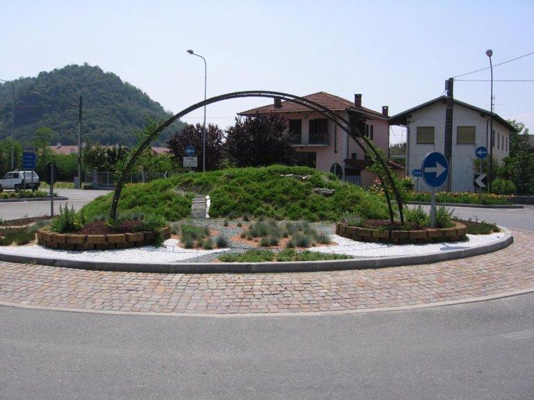 realizzazione di giardini urbani
