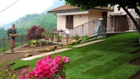 Realizzazione giardini - Bergamo, Brescia, Val Camonica, Val ...