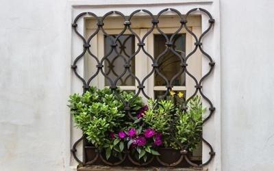 inferiate per finestre Dieffe