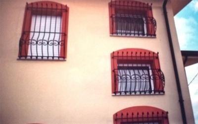 inferiate per finestre