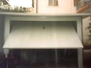 porta basculante garage Rimini
