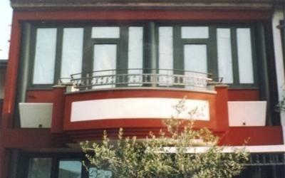 ringhiere per balconi