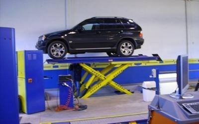 controllo veicoli