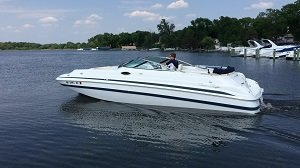 Lake minnetonka boat club and boat rental mn with rockvam for Chris craft boat club