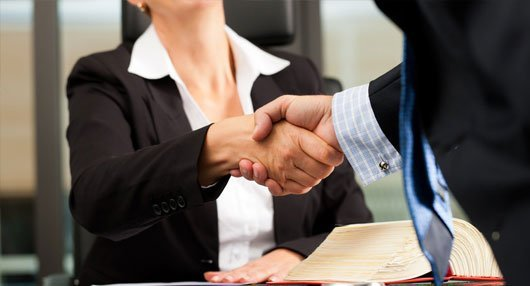 solicitor handshake