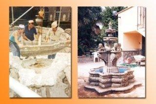 scultori fontane