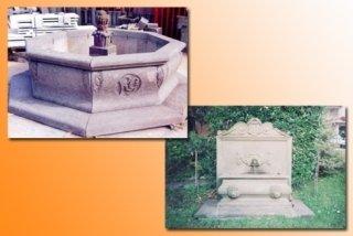 fontane pietra