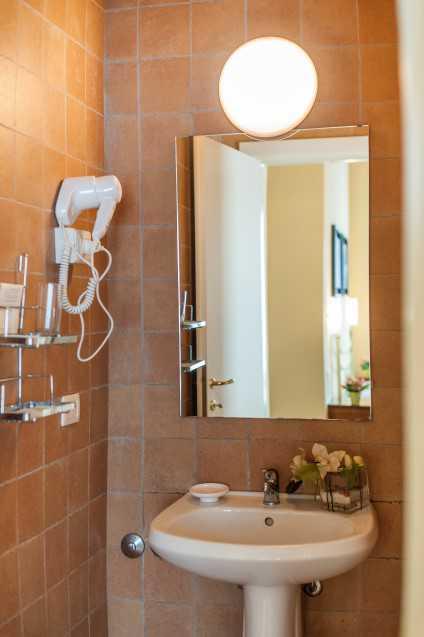 bagno in stanza