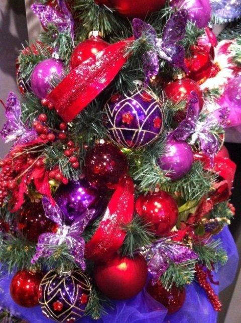 addobbi per alberi di Natale
