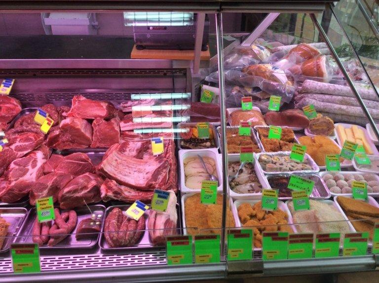 banco carne