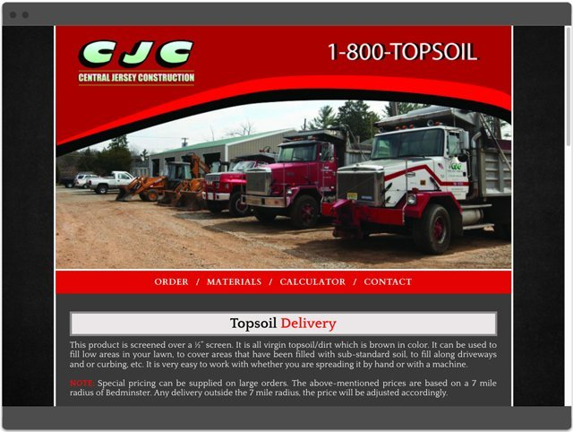 CJC Topsoil Delivery