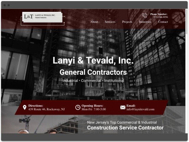 Lanyi & Tevald General Contractors