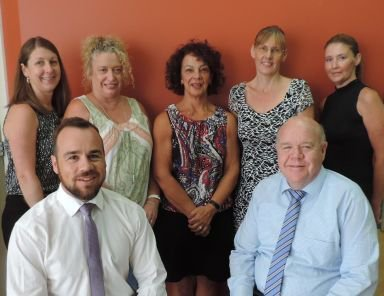 geoff williams and associates team photo