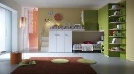 cameretta, bambini, arredamento camera