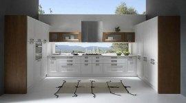 cucina, progetto, su misura