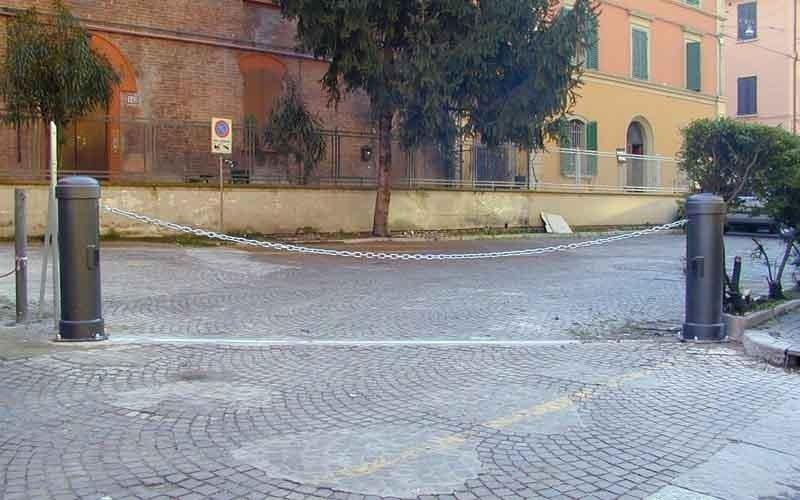 costruzione dissurasori parcheggio