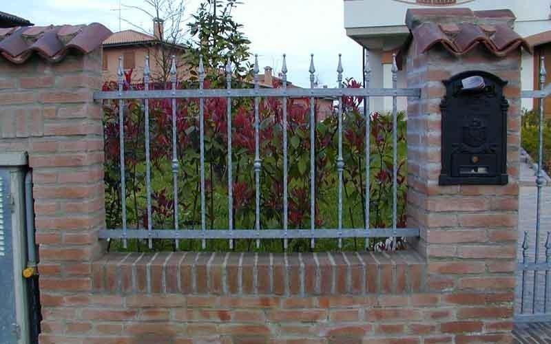 recinzione abitazione