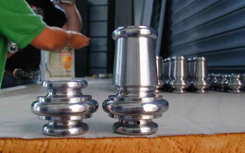 carpenteria parti in metallo