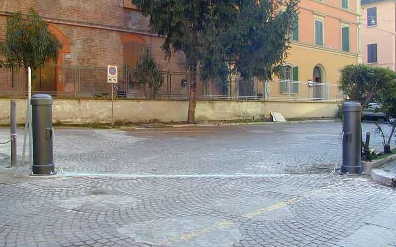 realizzazione dissurasori parcheggio