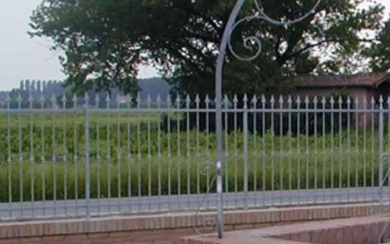 realizzazione recinzioni metalliche