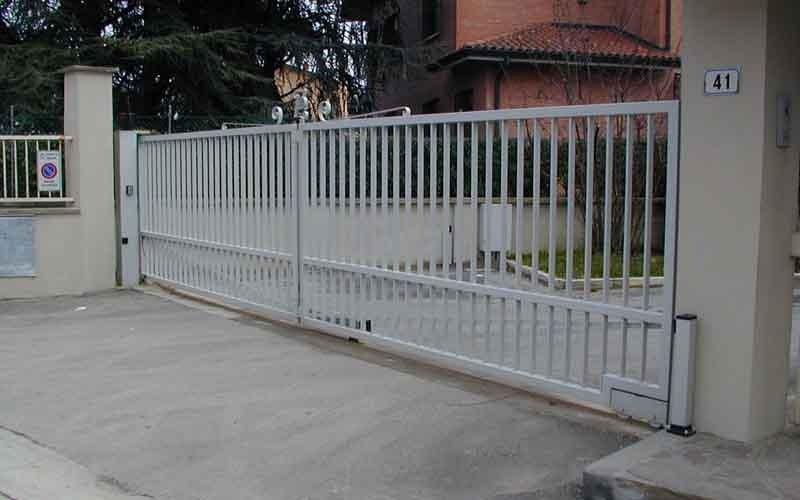 cancello per case