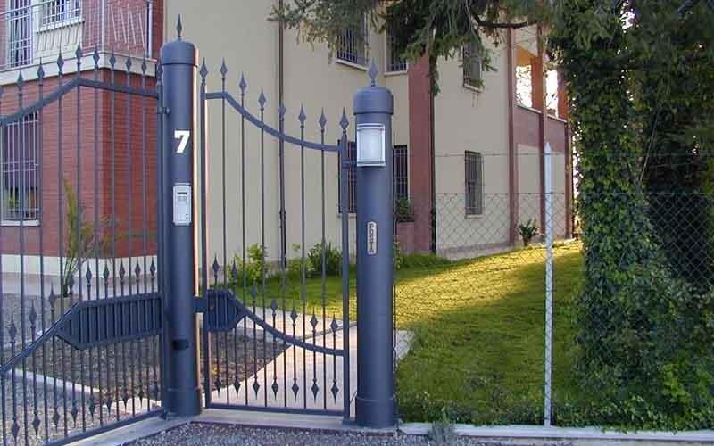 cancello per auto