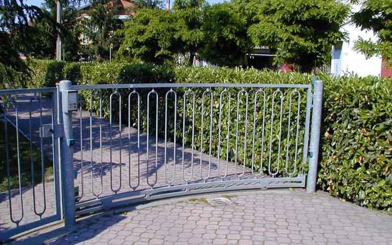 cancello scorrevole casa