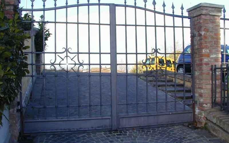 cancello casa