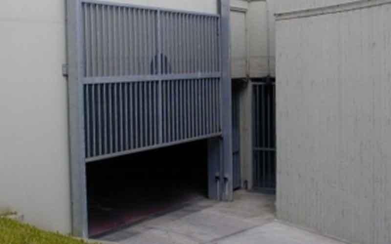 porte scorrevoli per garage