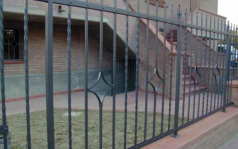 recinzioni appartamenti