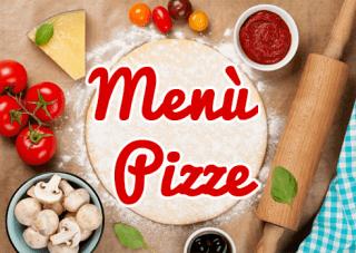 Menù Pizze