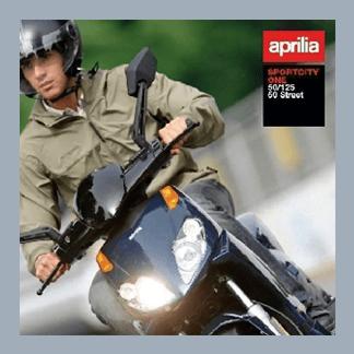 Aprilia Sportcity One