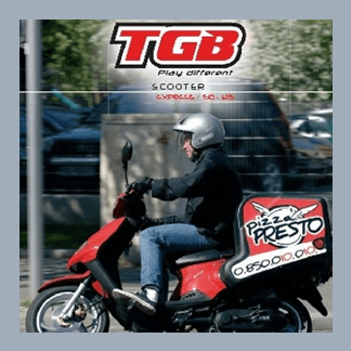 TGB Scooter Express / 50 - 125