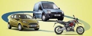 Auto, veicoli commerciali e moto