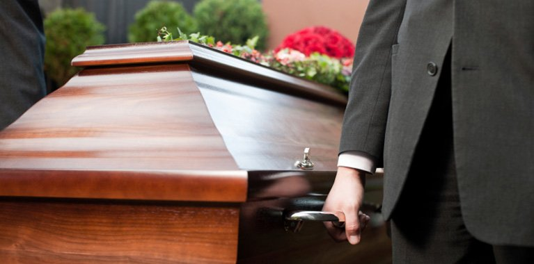 divinity funerals funeral with casket