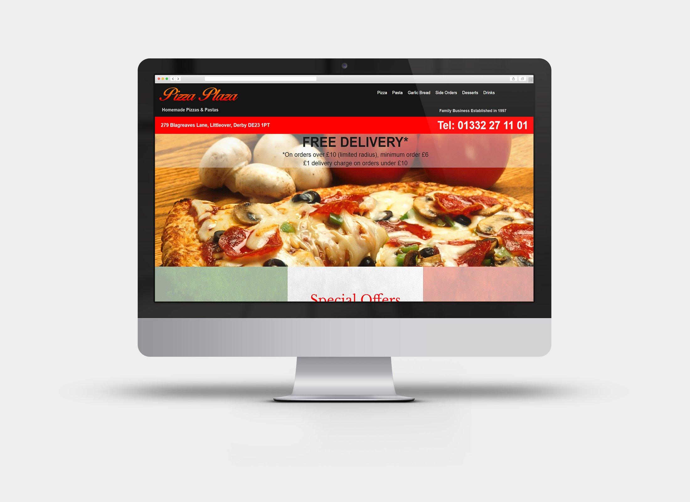 Pizza Plaza Derby
