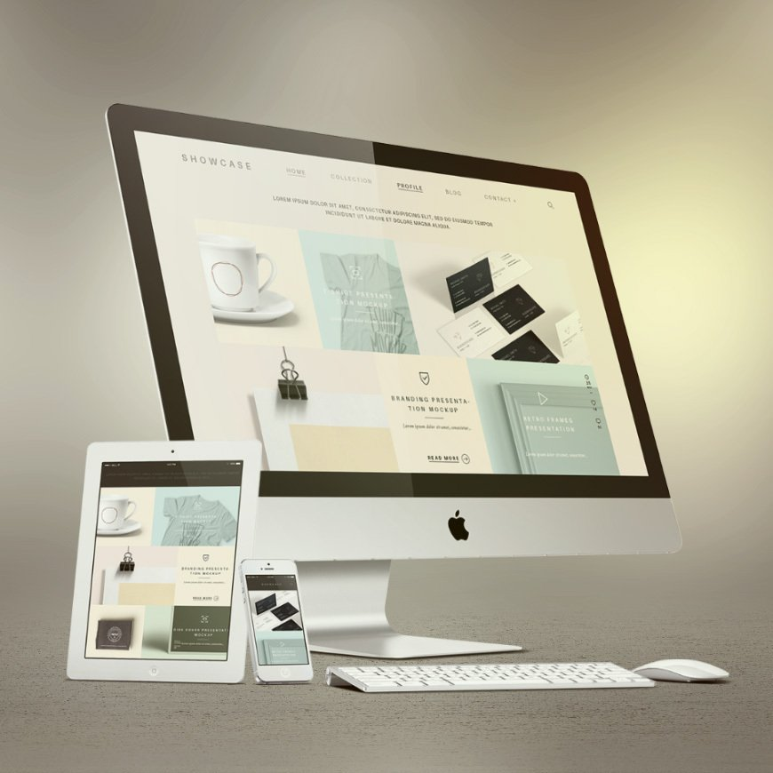 Responsive Web Design Derby