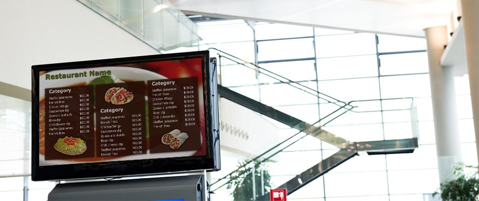 Digital Signage in Derby