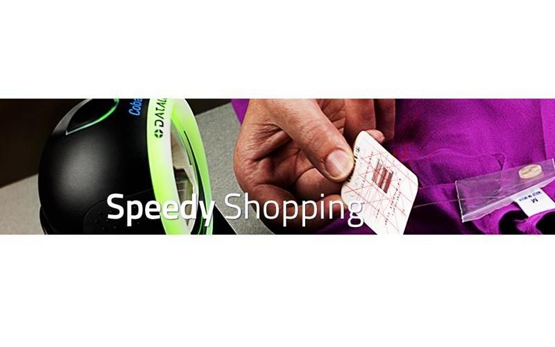 Lettore codici a barre per esercizi commerciali e negozi