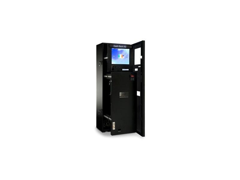 Modello cassa automatica per GDO