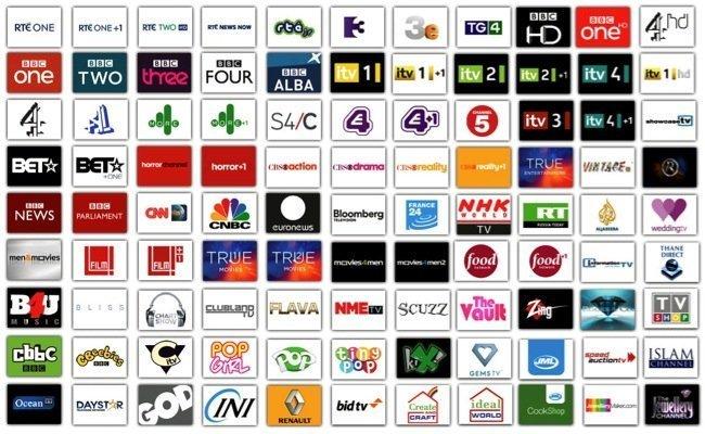 BILLFREE TV Channels