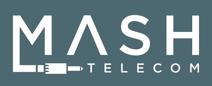 MASH Telecom's Company logo