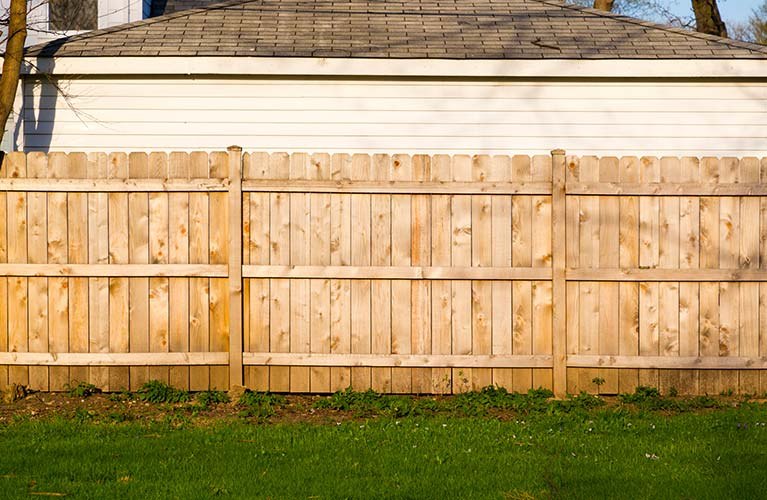 macalister fencing timber fence design