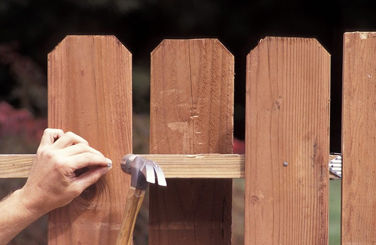 macalister fencing are qualified and experienced at fence installation