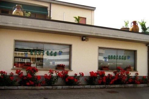 Enoteca Gigi Vini offre una produzione propria.