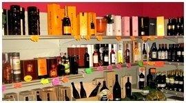 vendita vini locali